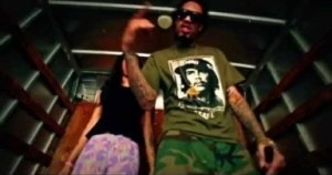 Video: Katie Got Bandz Ft Gunplay - Yall Niggaz Aint Hittaz (Remix)
